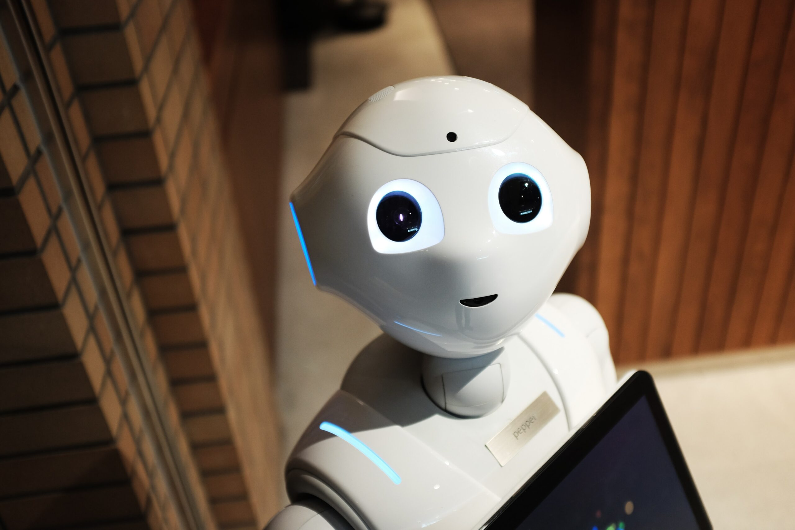 Startups Robot